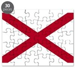 Flag of Alabama Puzzle