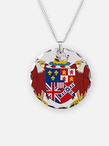 COA of Alabama Necklace
