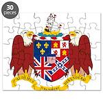 COA of Alabama Puzzle