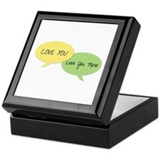 Love You Keepsake Box