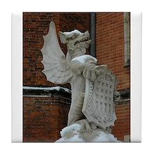 Hampton Court Palace Griffin Tile Coaster