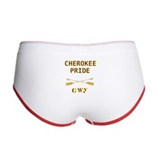 Cherokee Pride With Arrows Women's Boy Brief