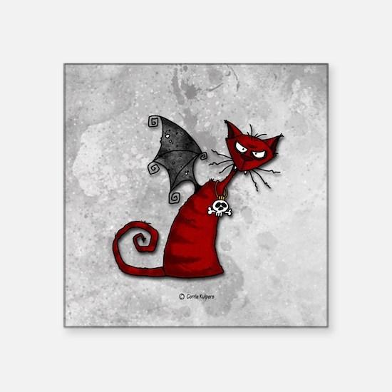 Doom Kitty Sticker
