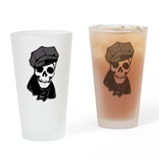wild one Drinking Glass
