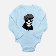 wild one Long Sleeve Infant Bodysuit