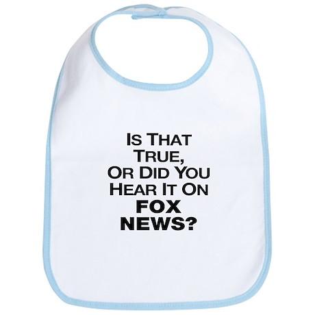 True or Fox News? Bib