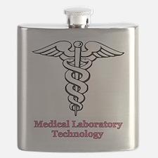 Medical Laboratory Technologist Flask