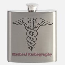 Medical Radiography Flask