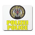 Austrian SWAT Mousepad