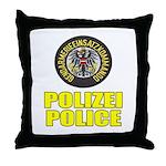 Austrian SWAT Throw Pillow