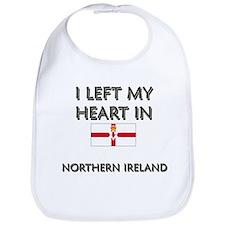 Flag of Northern Ireland Bib
