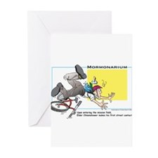 Street contact Greeting Cards (Pk of 10)
