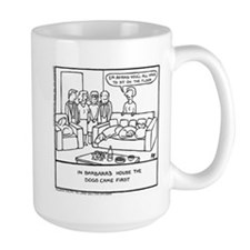 Sit On The Floor - Mug