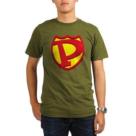 SuperPapa Organic Men's T-Shirt (dark)