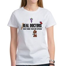 Real Doctors on light colors T-Shirt T-Shirt