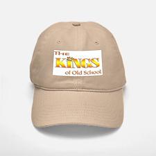 Kings of Old School Baseball Baseball Cap