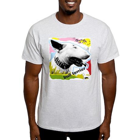 English Bull Terrier Punk T-Shirt