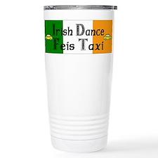 Cute Irish dance dad Travel Mug