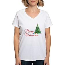 Merry Christmas W/Tree 222 Shirt