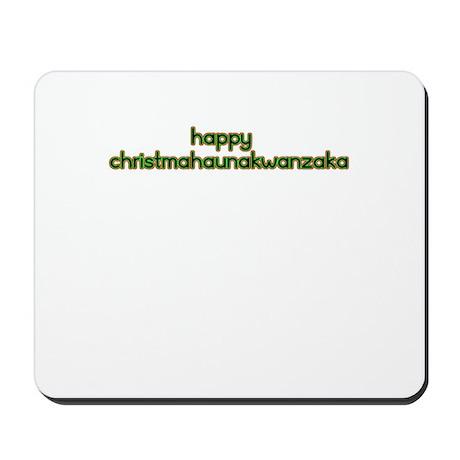 christmahaunakwanzaka combination of christmas hau