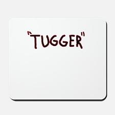 tugger boat shirt Mousepad