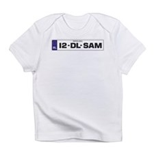 12-DL-SAM Infant T-Shirt