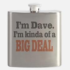 Big Deal (Orange) Flask