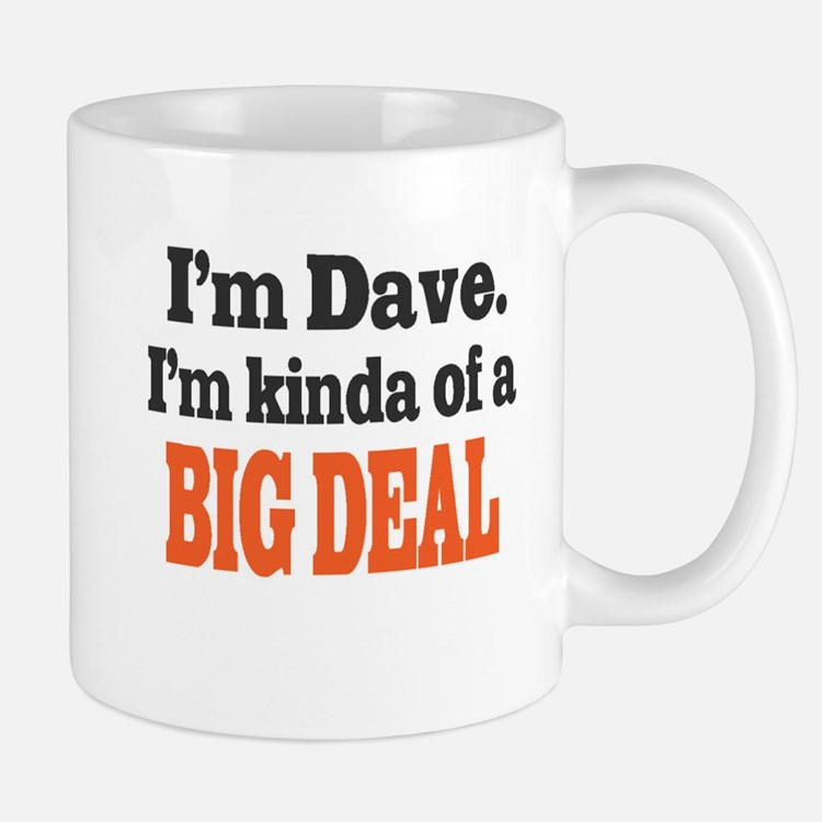 Big Deal (Orange) Mug