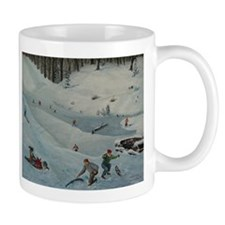 "Roy LaBaff's ""A Winter Saturday"" Mug"