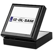 12-DL-SAM Keepsake Box