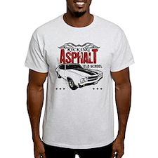 Kicking Asphalt - Chevelle T-Shirt