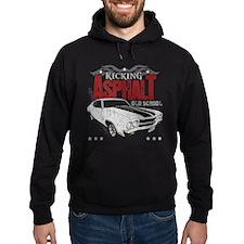Kicking Asphalt - Chevelle Hoodie