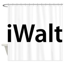 iWalt Shower Curtain