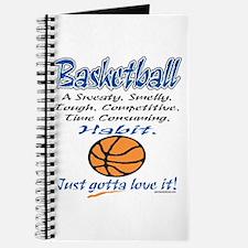 Basketball Gotta Love It Journal