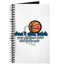 Basketball Dont Cha Wish Journal