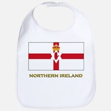 Northern Ireland Flag Stuff Bib