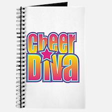 Cheerleading Diva Journal