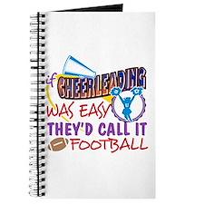 Cheerleading Was Easy Journal