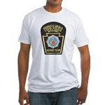 PA Degree Team Fitted T-Shirt