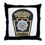 PA Degree Team Throw Pillow