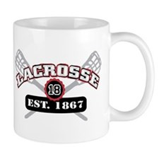 Lacrosse Est 1867 Mug
