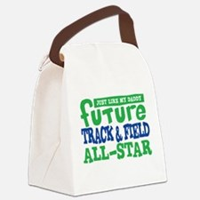 Future Track All Star Boy Canvas Lunch Bag