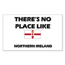 There Is No Place Like Northern Ireland Bumper Stickers