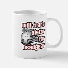 Wrestling Trade Sister For Headgear Mug