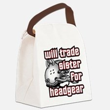 Wrestling Trade Sister For Headgear Canvas Lunch B