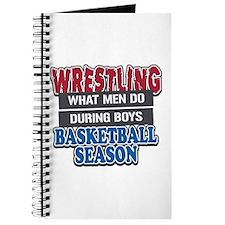 Wrestling What Men Do Journal