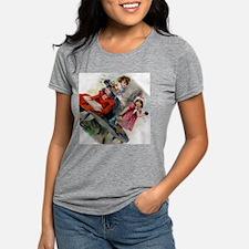 tiletest1.jpg Womens Tri-blend T-Shirt