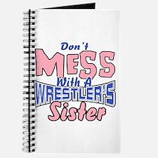Wrestler's Sister Journal