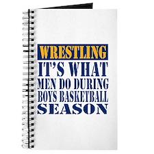 Boys Basketball Season Journal