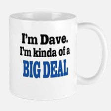 Big Deal (blue) Mug